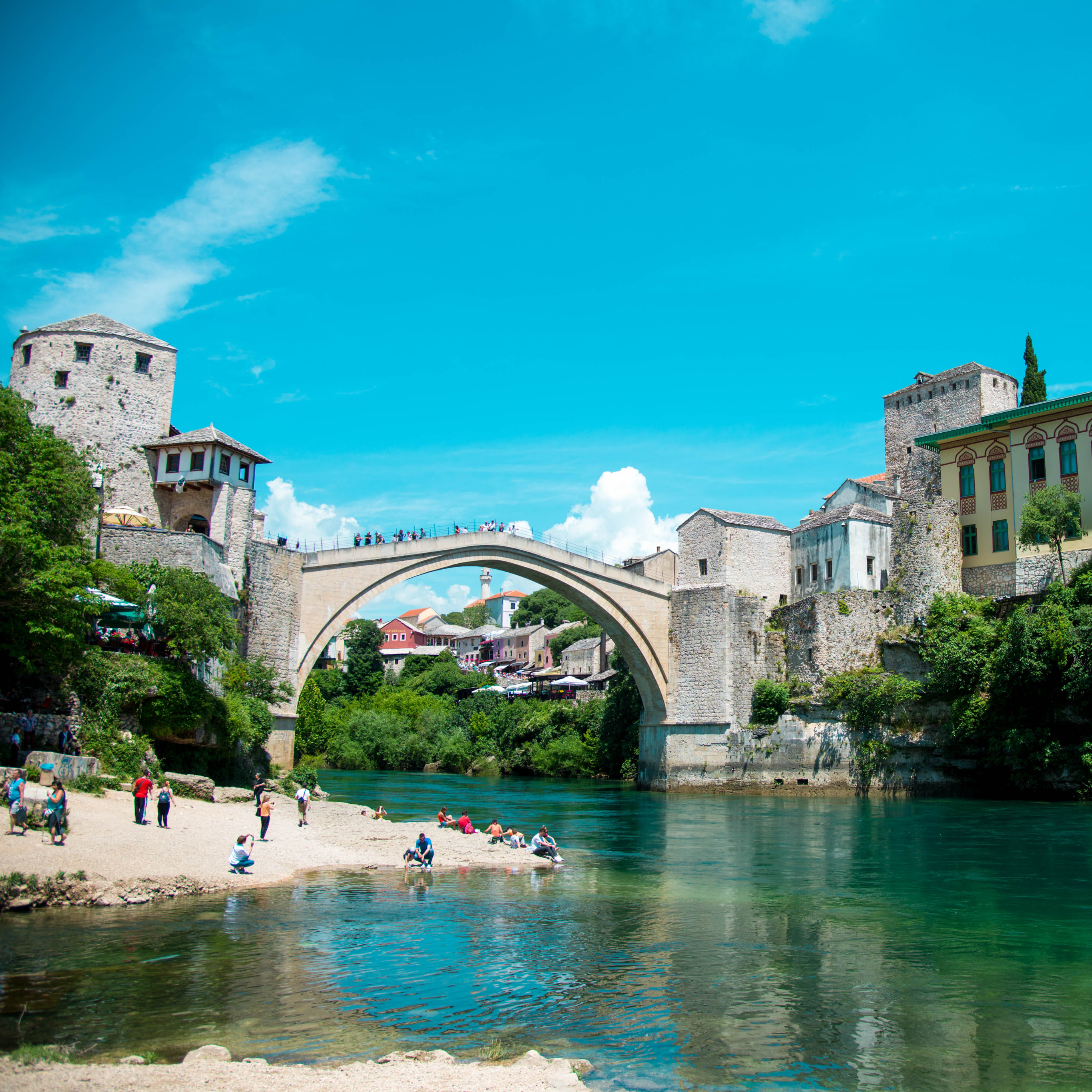 Rafting, Canyoning and Hiking in Bosnia
