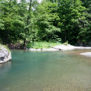 gradac river canyon