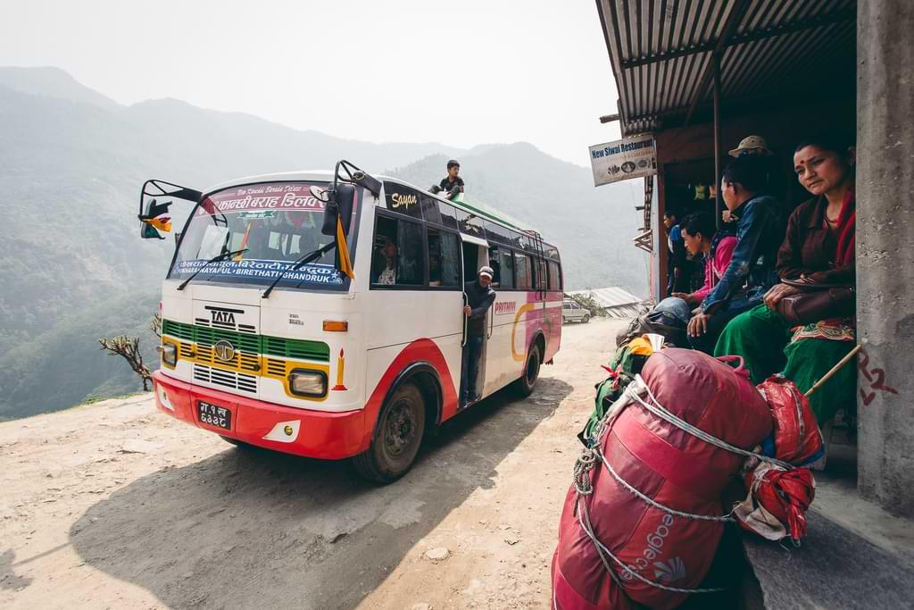 Annapurna trek putovanje do Pokhara jezera