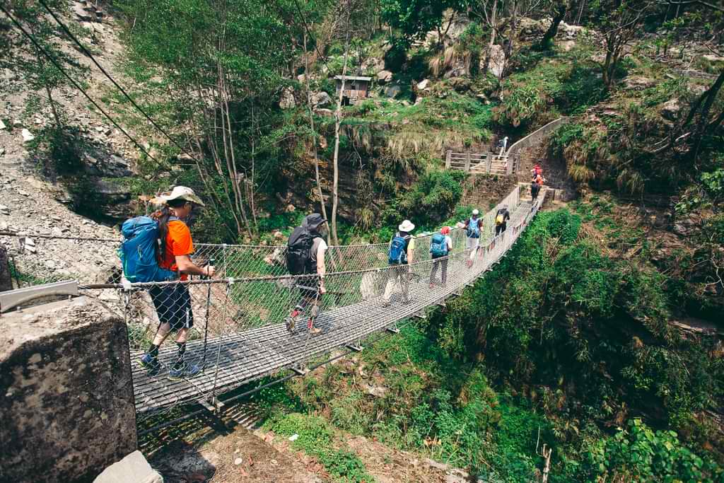 Annapurna trek region putovanje