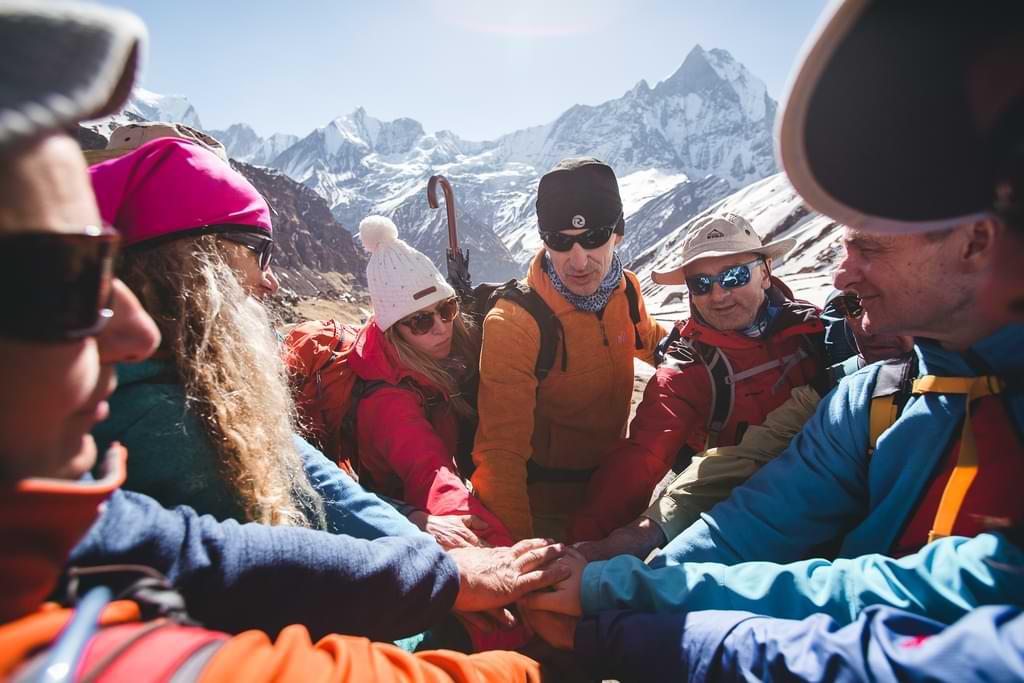Svi planinari zajedno!