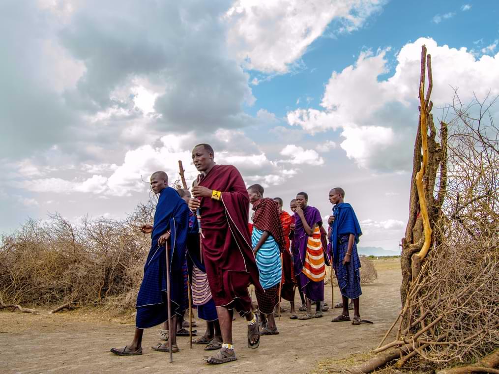 Plemena Kilimanjara