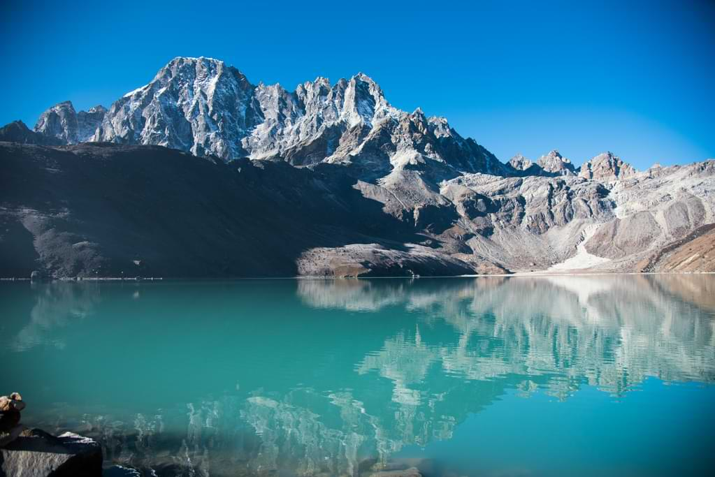 Gokyo jezero, Everest trek