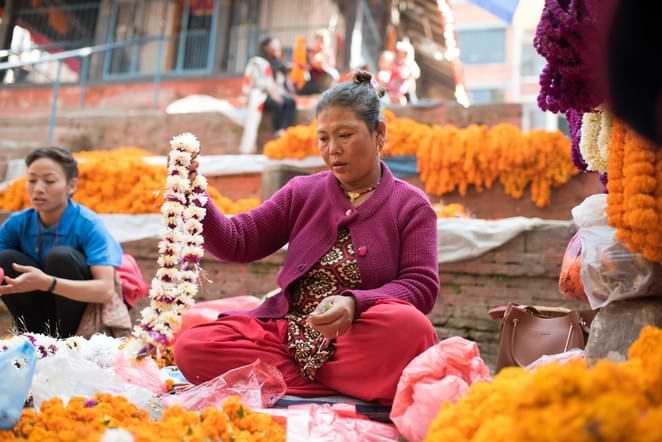 Katmandu pijaca