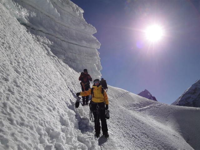 Island peak ekspedicija