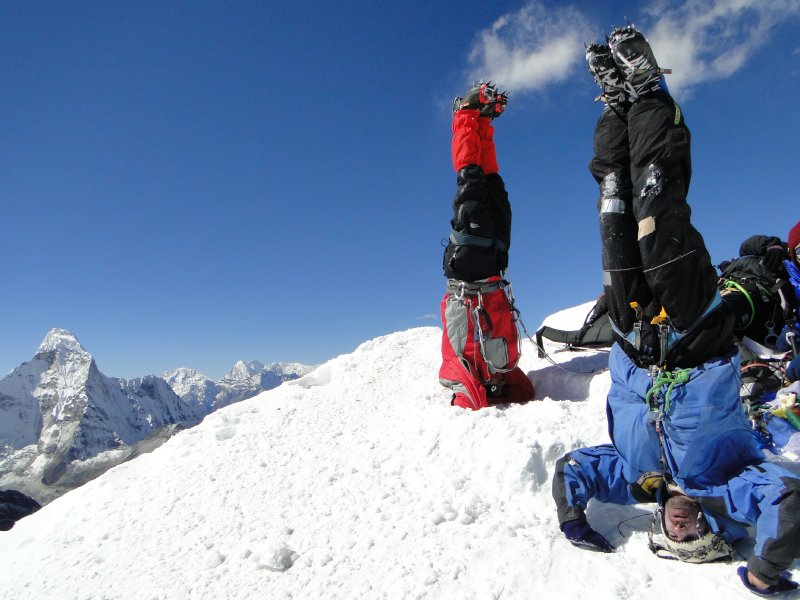 Himalaiji naglavacke