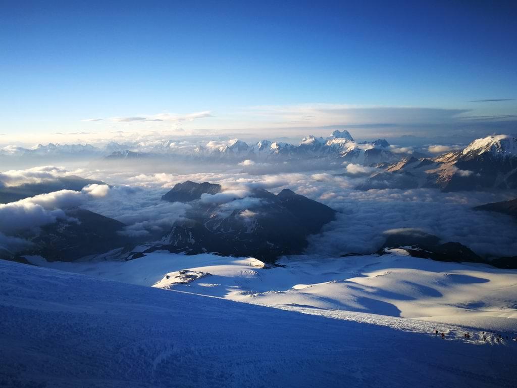 Šta vas čeka na Elbrusu (5642m)