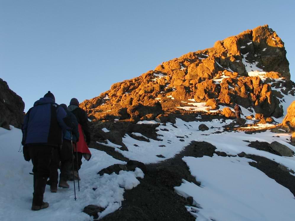 Uspon na vrh Kilimanjara