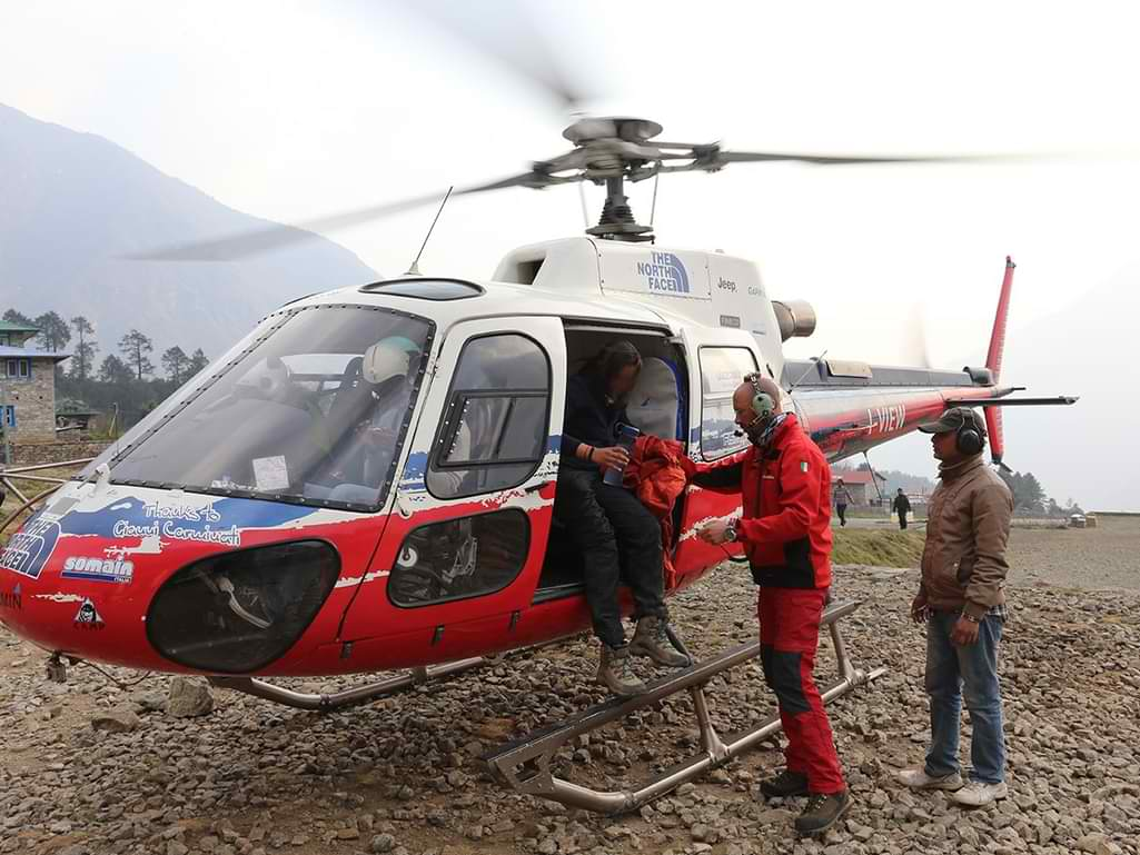 Spasilački helikopter